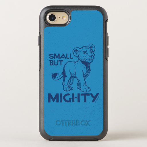Lion King | Young Simba Sketch OtterBox Symmetry iPhone 8/7 Case