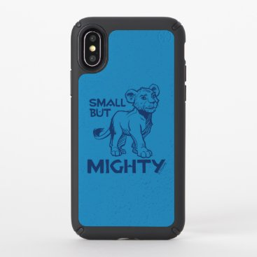 Lion King   Young Simba Sketch Speck iPhone XS Case