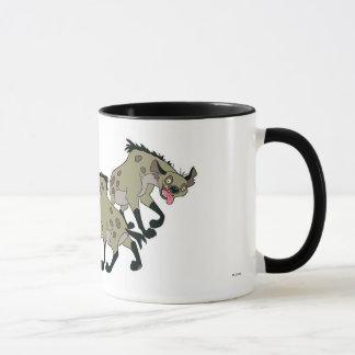 Lion King's Hyenas Disney Mug
