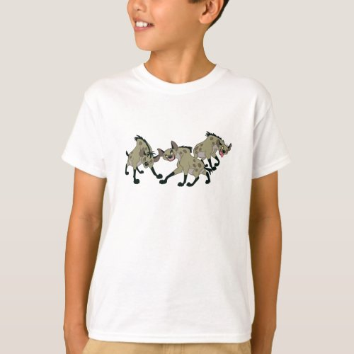 Lion Kings Hyenas Disney T_Shirt