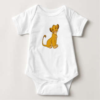 Lion King's Simba Disney Baby Bodysuit