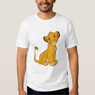 Lion King's Simba Disney Shirts