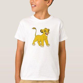 Lion King's Simba Disney T-Shirt