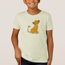 Lion King's Simba Disney T-Shirt