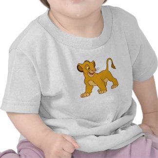 Lion King's Simba Disney Shirt