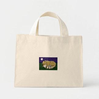 """""""Lion+LambPeace"""" Tote Canvas Bag"""