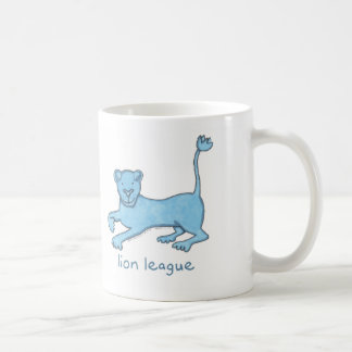 Lion League Coffee Mug