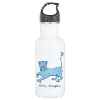 Lion League Water Bottle (various sizes)