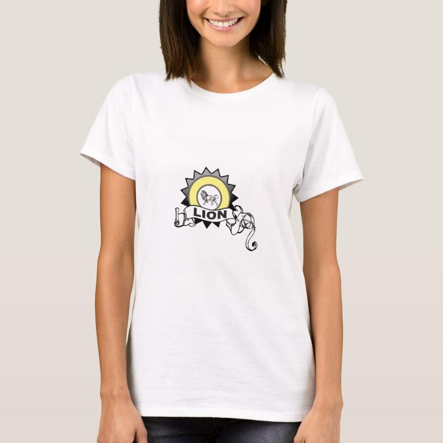 lion legend T-Shirt - Best Selling Long-Sleeve Street Fashion Shirt Designs