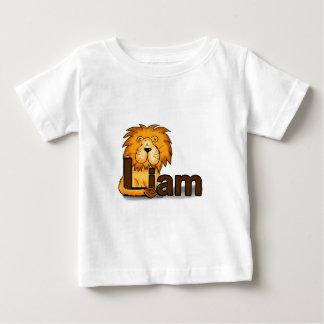 Lion_Liam Baby T-Shirt