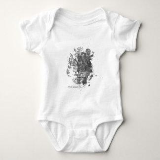 Lion Lion Baby Bodysuit