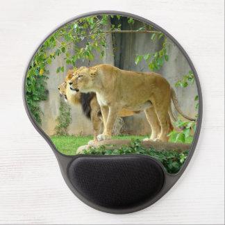 Lion Lioness Mousepad