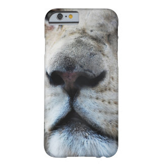 Lion listens to my heartbeat barely there iPhone 6 case
