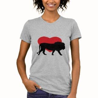 Lion Love Women's T-shirt