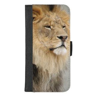 Lion Lover iPhone 8/7 Plus Wallet Case