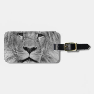 Lion Bag Tags