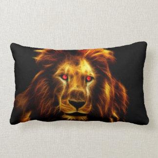 Lion Lumbar Pillow