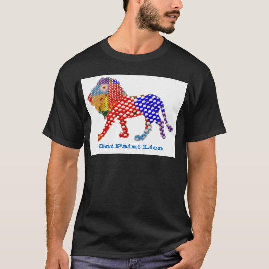 LION -  Majestic KING of animals T-Shirt