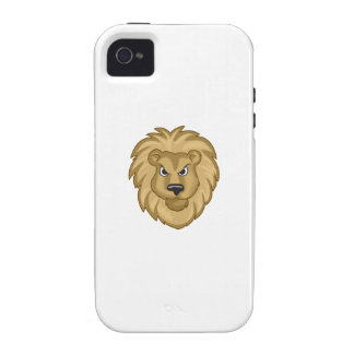 LION MASCOT iPhone 4/4S CASES