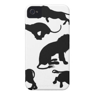 Lion Mascot iPhone 4 Cover