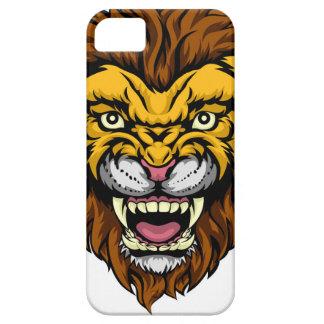 Lion Mascot iPhone SE/5/5s Case