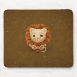 Lion Mouse Pad