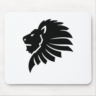 Lion Mouse Pad