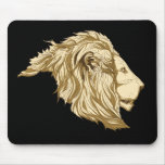 Lion Mouse Pads
