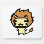 Lion Mousepads
