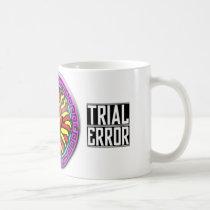 Lion Mug- Trial and Error Coffee Mug