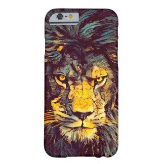 Lion of God Acrylic Wildlife Art iPhone 6/6s Case