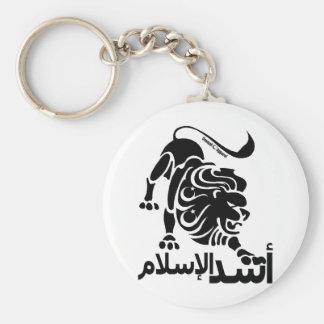 Lion of Islam Keychain