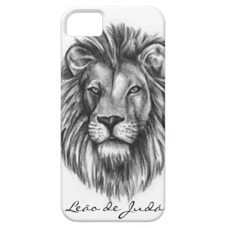 Lion of Judá iPhone SE/5/5s Case