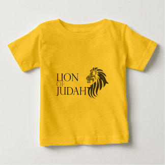 Lion of Judah Baby T-Shirt