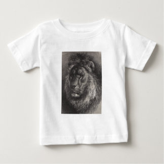 lion of judah baby tee