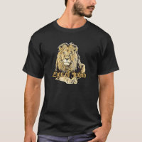 Lion OF Judah - Big Lion - Reggae shirt