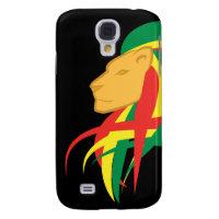 Lion of Judah  - Black Samsung Galaxy S4 Case