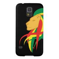 Lion of Judah  - Black Samsung Galaxy S5 Case