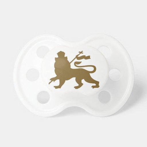 Lion of Judah BooginHead Pacifier