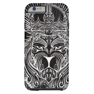 Lion of Judah BW Tough iPhone 6 Case