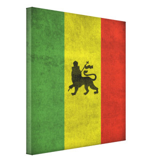 Lion of Judah Gallery Wrap Canvas