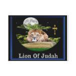 Lion of Judah Canvas Canvas Prints