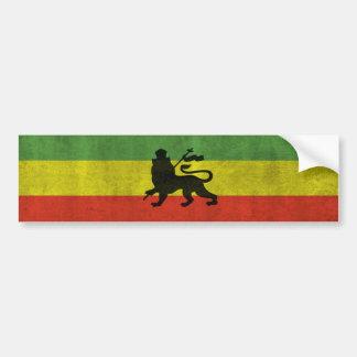 Lion of Judah Car Bumper Sticker