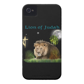 Lion of Judah Christian gifts and clothing iPhone 4 Cover