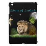 Lion of Judah Christian gifts and clothing iPad Mini Cases