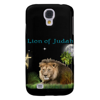 Lion of Judah Christian gifts and clothing Samsung Galaxy S4 Cover