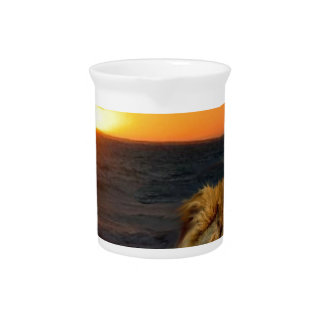 Lion of Judah Collection Drink Pitcher