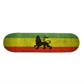 Lion of Judah Custom Skate Board