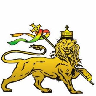 Lion of Judah Cutout