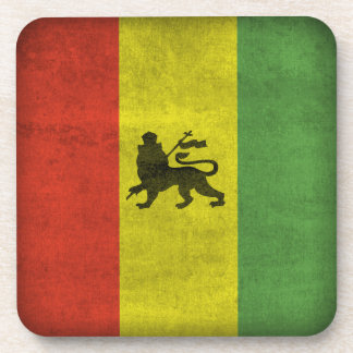 Lion of Judah Drink Coaster